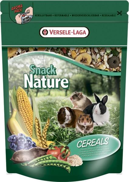 Versele-Laga Nature СНЭК НАТЮР ЗЛАКИ (Snack Nature Cereals) зерновая смесь для грызунов