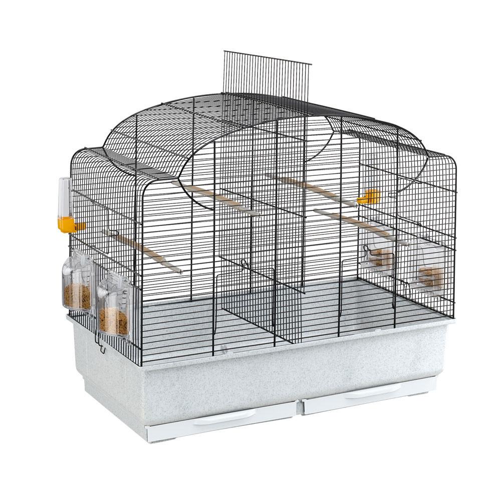 Ferplast (Ферпласт) Canto - Клетка с разделительной панелью для канареек и других мелких экзотических птиц - Фото 10