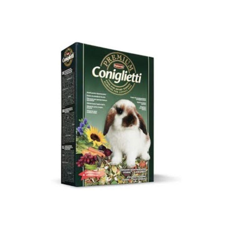 PREMIUM coniglietti корм для декоративных кроликов