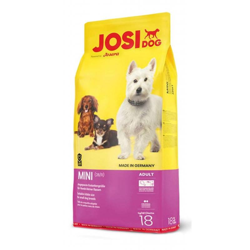Сухой корм JosiDog Mini для взрослых собак маленьких пород