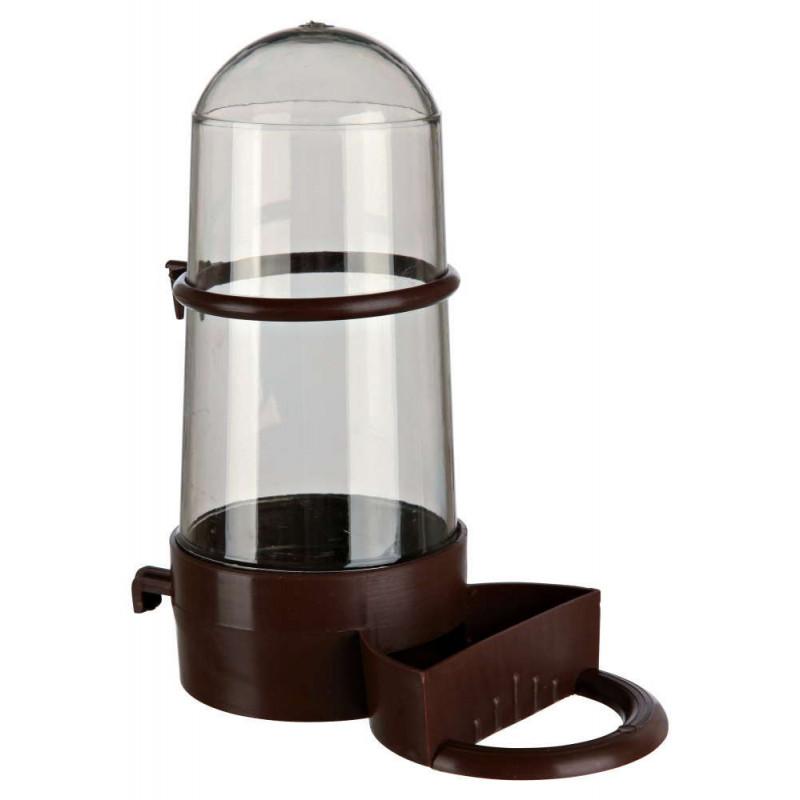 Trixie (Трикси) Water and Feed Dispenser Plastic. Поилка пластиковая для птиц, 265 мл