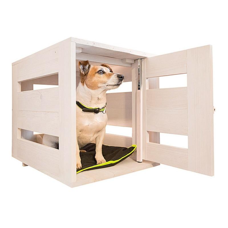 Ferplast (Ферпласт) Dog Home дом деревянный для собак