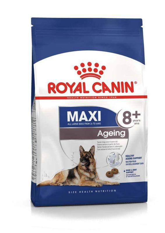 Royal Canin (Роял Канин) Maxi Ageing 8 - Сухой корм для собак крупных пород