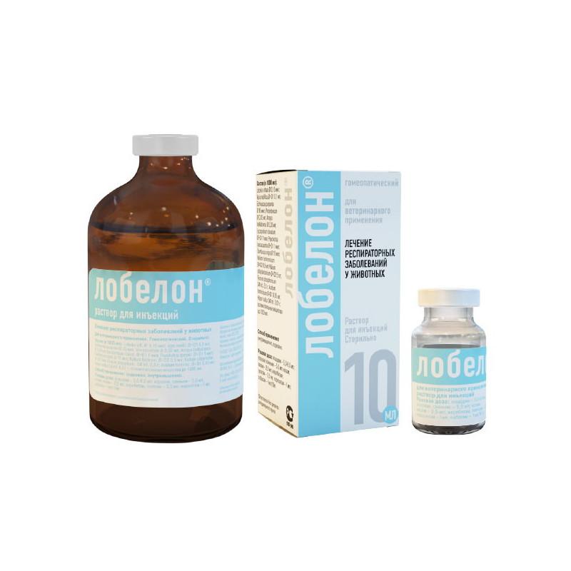 Helvet (Хелвет) Лобелон - Гомеопатический препарат для лечения заболеваний дыхательных путей