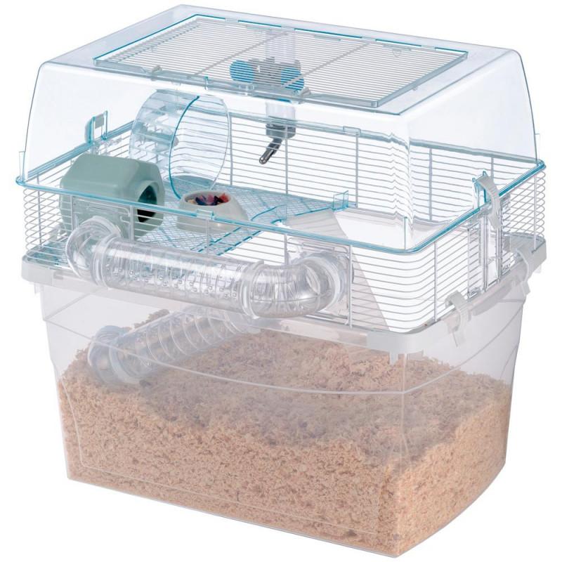 Двухэтажная клетка Ferplast Duna Space для мелких декоративных грызунов