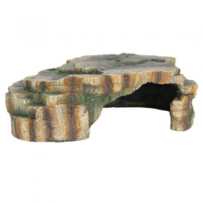 TRIXIE (Трикси) Decoration Reptile Cave - Декорация-пещера (средняя) для террариумов