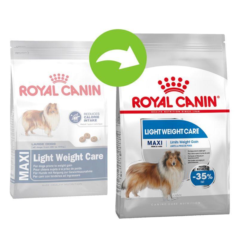 Royal Canin Maxi Light Weight Care для снижения веса - Фото 3