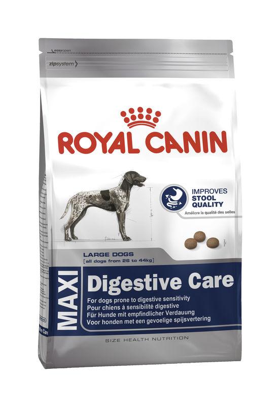 Royal Canin Maxi Digestive Care (Sensible) для чувствительного пищеварения - Фото 6