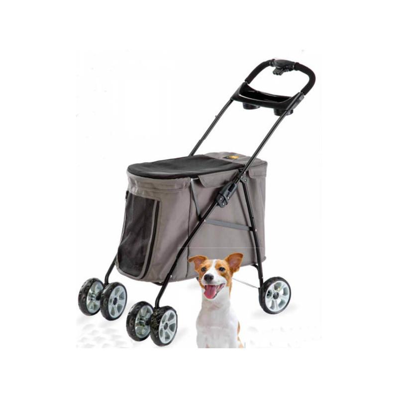Ferplast GLOBETROTTER LARGE PASSEGGINO Коляска для собак мелких пород