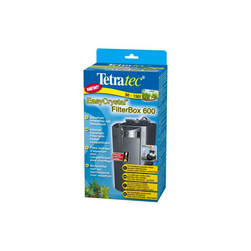 Фильтр TETRA EASY CRYSTAL 600 для аквариума