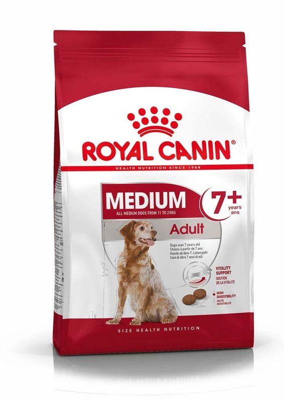 Royal Canin Medium Adult 7 для стареющих собак