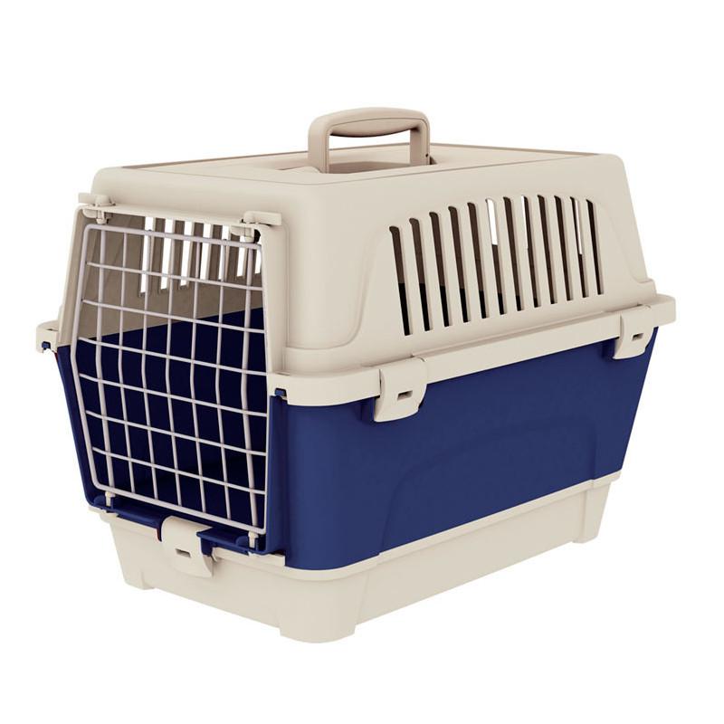 Переноска Ferplast Atlas 10 с органайзером для кошек и небольших собак