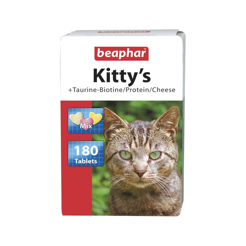 Таблетки Beaphar Kittys Mix