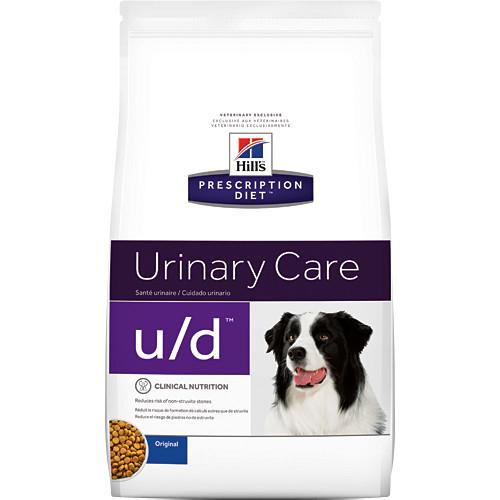 Hills (Хиллс) Prescription Diet Canine u/d (собаки)