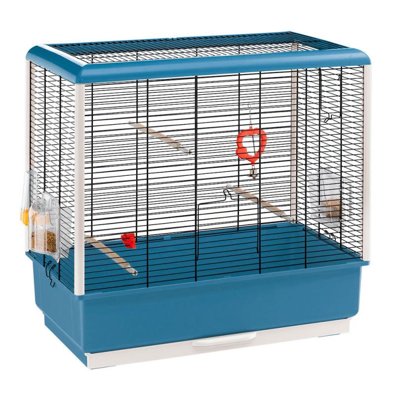 Клетка Ferplast Piano 4 для канареек и других экзотических мелких птиц