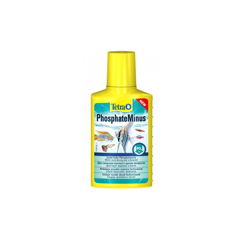 Кондиционер TETRA PHOSFATE MINUS для уменьшения фосфатов воды