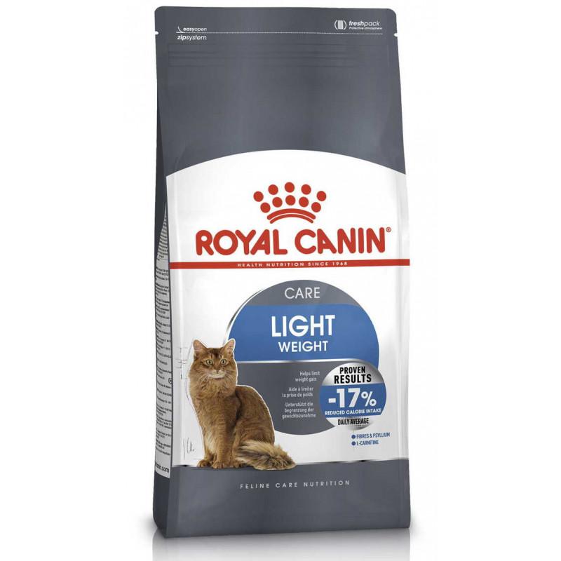 Royal Canin (Роял Канин) Light weight care - Сухой корм с птицей для снижения веса котов