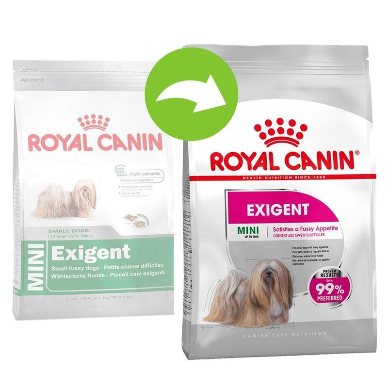 Royal Canin (Роял Канин) Mini Exigent - Сухой корм для собак, привередливых к питанию - Фото 3