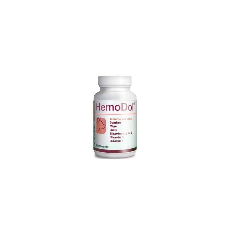 Dolfos (Долфос) ГемоДол для собак - эффективная борьба с анемией