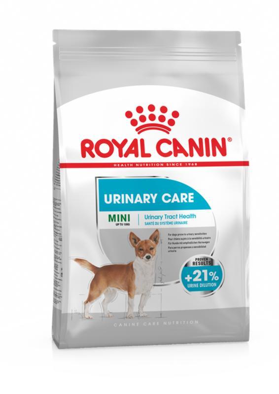 Royal Canin (Роял Канин) Mini Urinary Care - Сухой корм для собак малых пород с чувствительной мочевыделительной системой