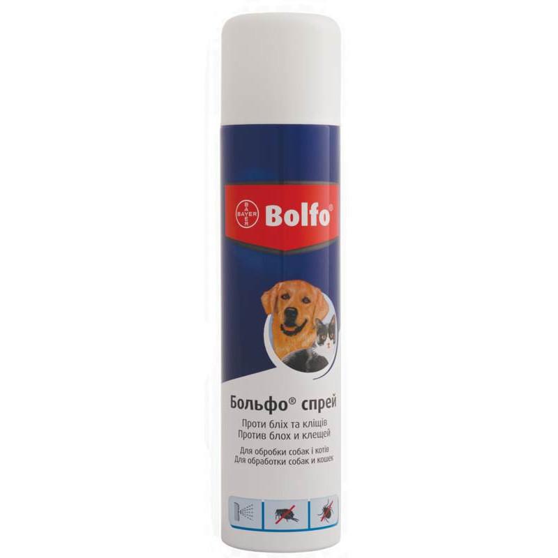 Bolfo спрей для собак