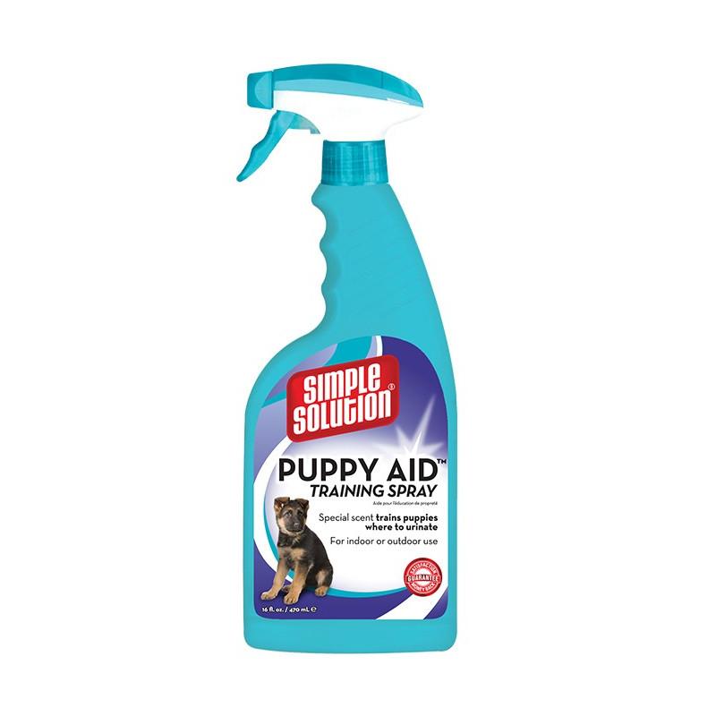 Puppy aid training spray спрей для приучивания щенка к туалету