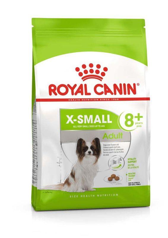 Royal Canin X-Small Mature 8 для миниатюрных собак от 8 лет