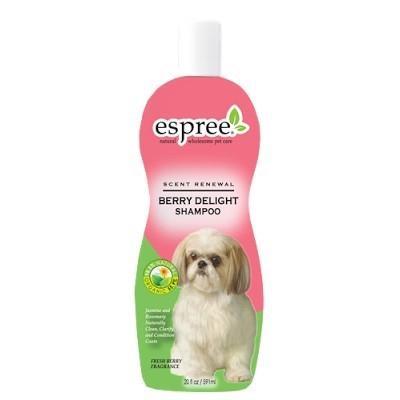 ESPREE (Эспри) Berry Delight Shampoo - Глубоко очищающий ягодный шампунь для собак и кошек - Фото 2