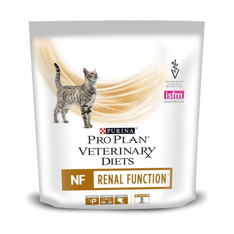 Pro Plan Veterinary Diets (Про План Ветеринари Диетс) by Purina NF Renal Function - Сухой корм для взрослых и пожилых кошек с почечной недостаточностью