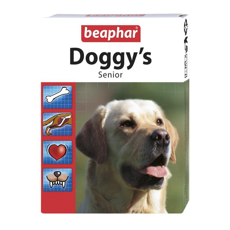 Таблетки Beaphar Doggys Senior для пожилых собак
