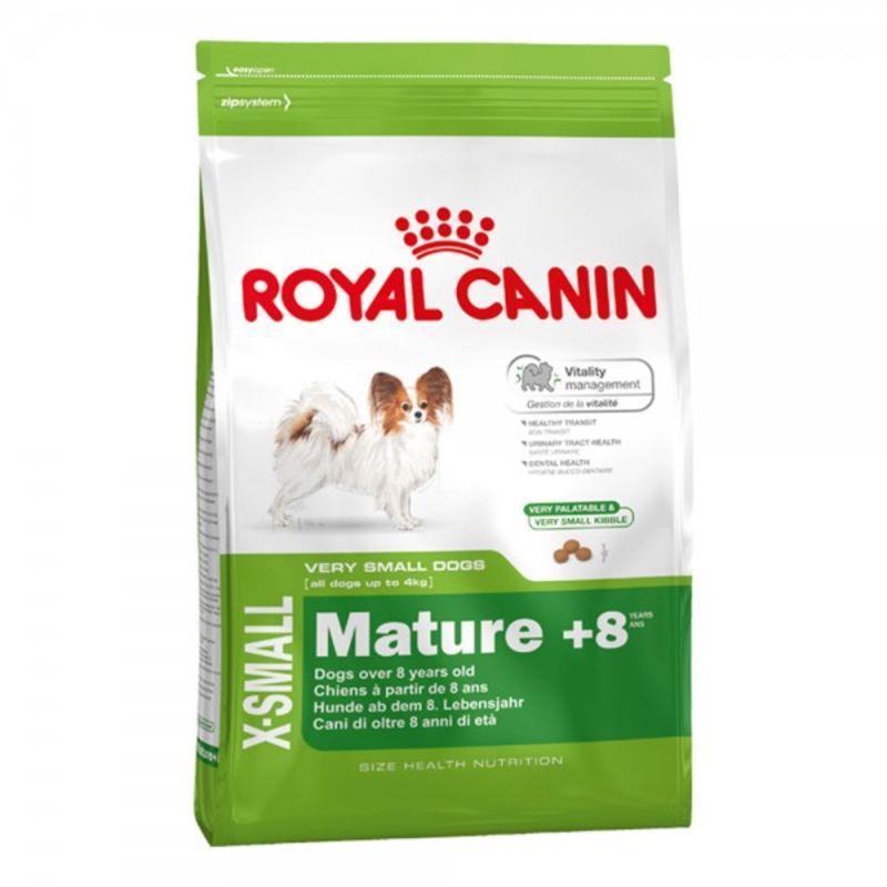 Royal Canin X-Small Mature 8 для миниатюрных собак от 8 лет - Фото 4