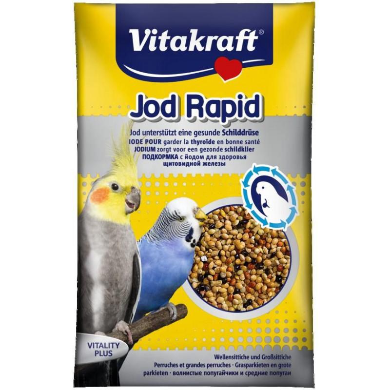 Витаминная добавка VITACRAFT JOD RAPID для волнистых попугаев с йодом