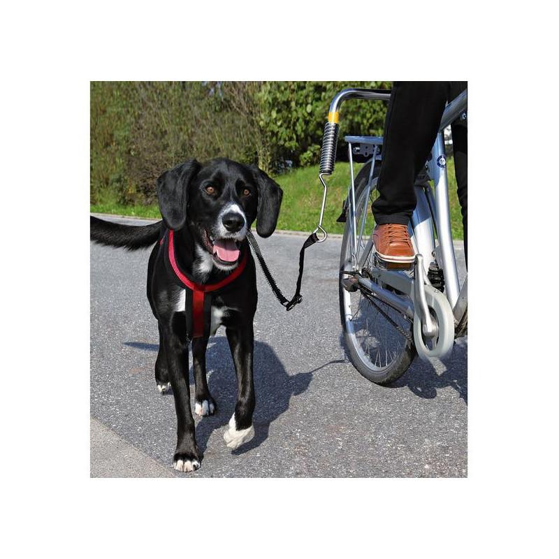 Крепление на велосипед для прогулок с собакой Trixie Biker-Set