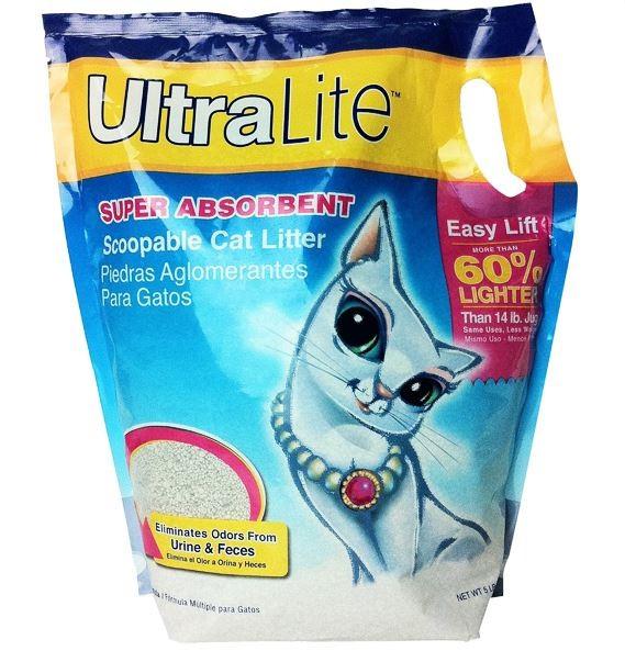 Litter Pearls (Литтер Пирлс) UltraLite - наполнитель комкующийся ультралегкий