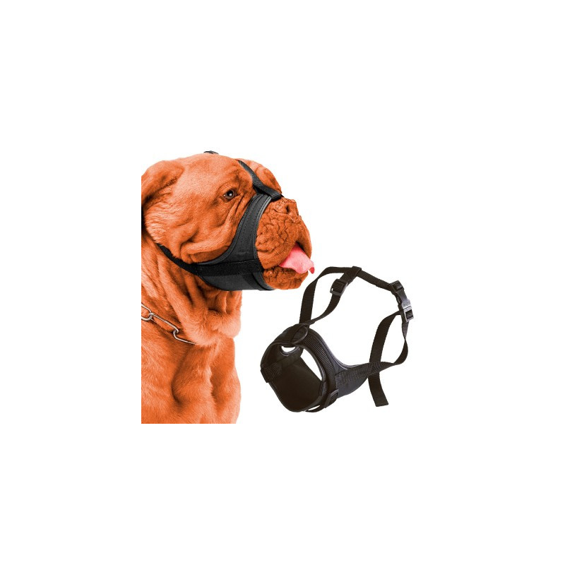 Намордник для коротконосых собак Safe Boxer от Ferplast