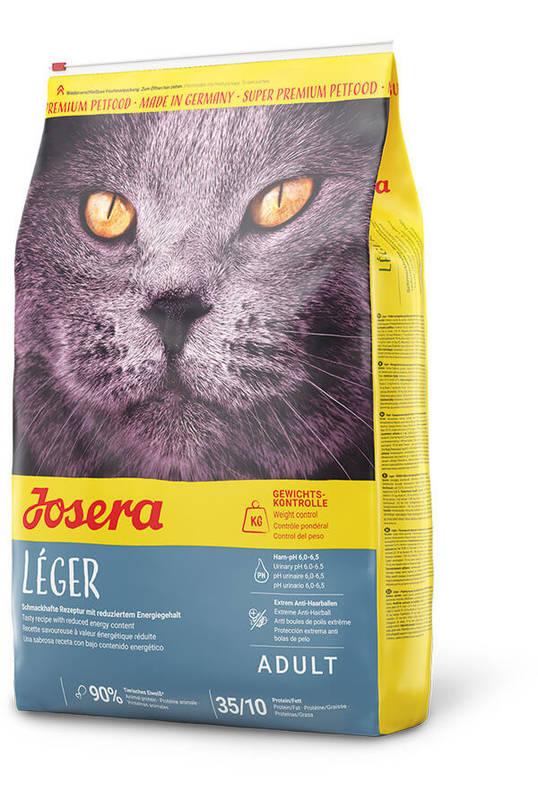 Josera (Йозера) Leger - Сухой корм с птицей для кошек с лишним весом