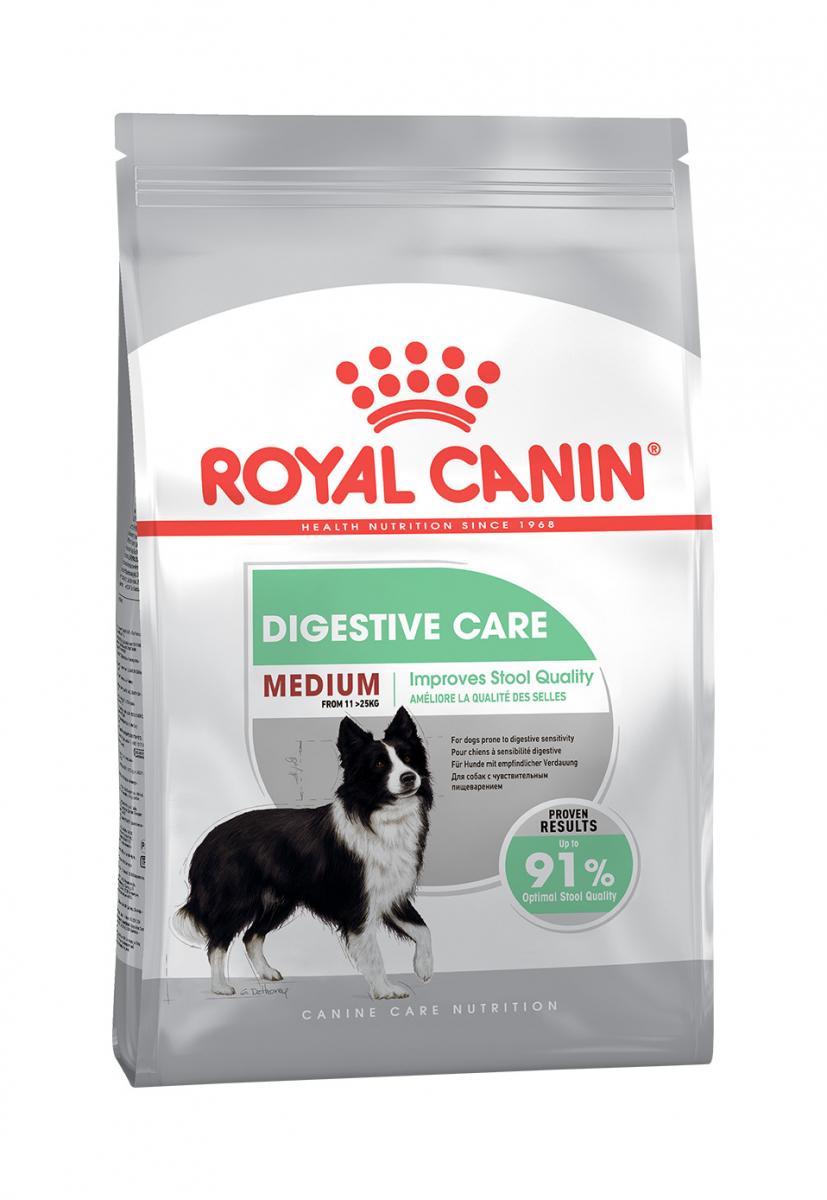 Royal Canin Medium Digestive Care чувствительная пищеварительная система