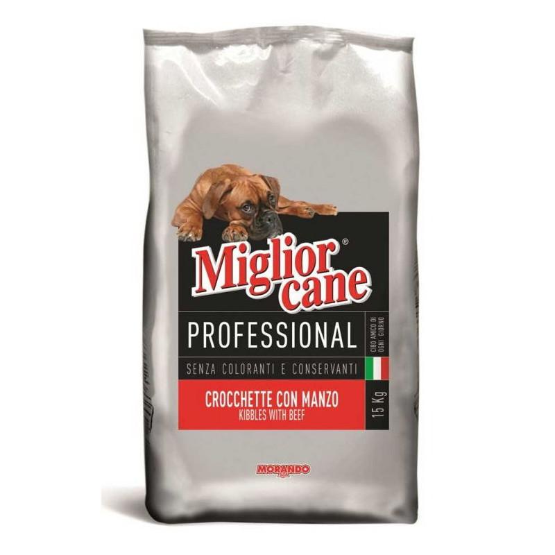 Morando (Морандо) Migliorcane Professional - Корм сухой для взрослых собак с говядиной