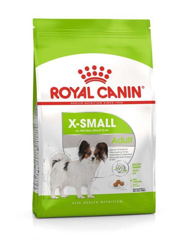 Royal Canin X-Small Adult для миниатюрных взрослых собачек
