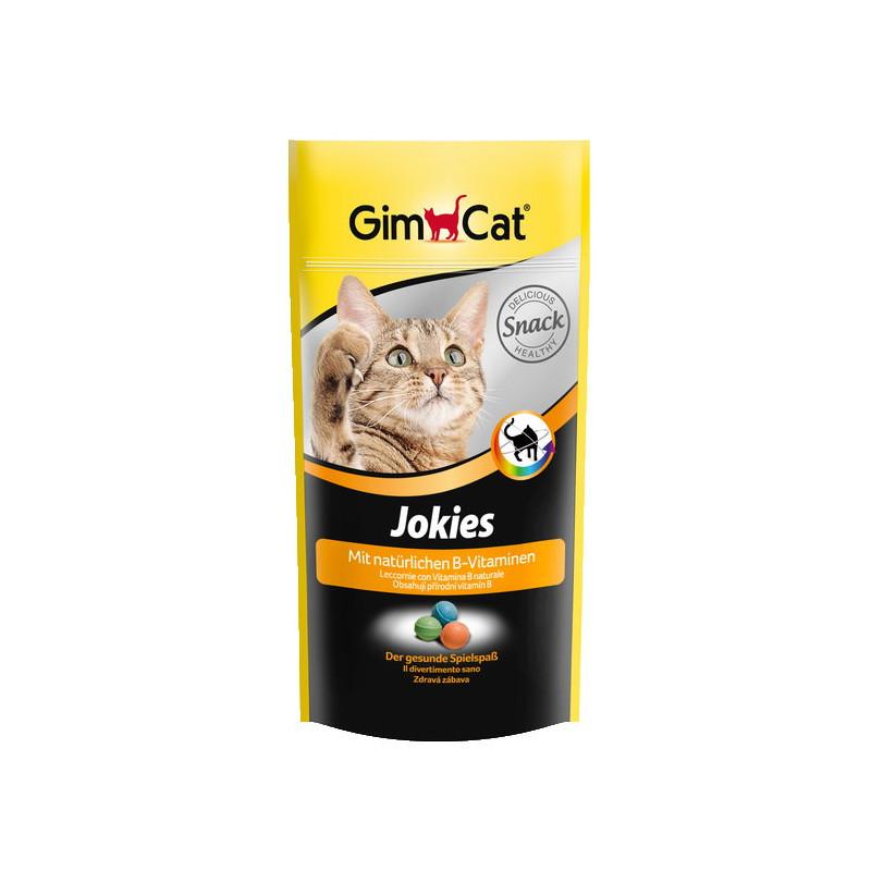 Gimcat (ДжимКэт) Jokies - Витаминные шарики для кошек, улучшение обмена веществ и аппетита