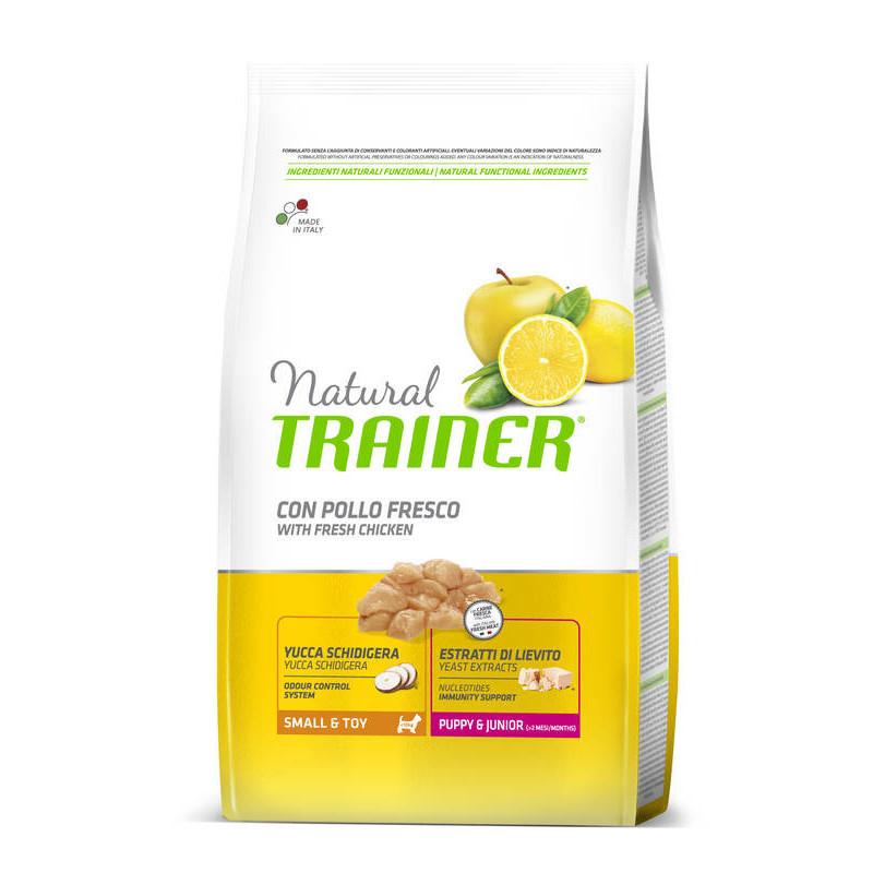 Trainer (Трейнер) Natural Puppy & Junior Mini - Сухой корм для щенков мелких пород