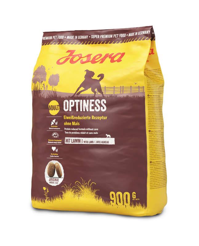 Josera (Йозера) Optiness - Сухой корм для взрослых собак со сниженным содержанием белка - Фото 2