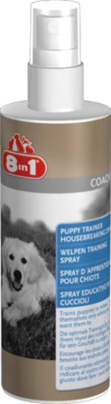 8in1 Puppy Trainer Housebreaking Spray. Спрей для приучения щенка к месту туалета