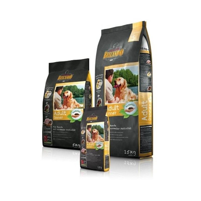 Belcando (Белькандо) ADULT DINNER Сухой корм для собак средних и крупных пород с нормальным уровнем активности