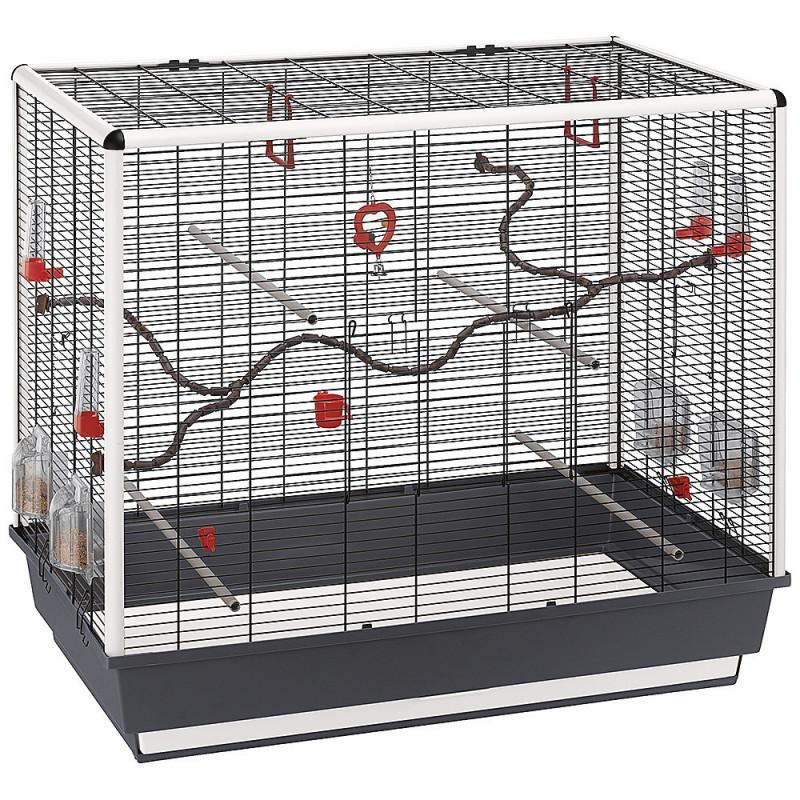 Клетка Ferplast Piano 7 для канареек и других экзотических мелких птиц