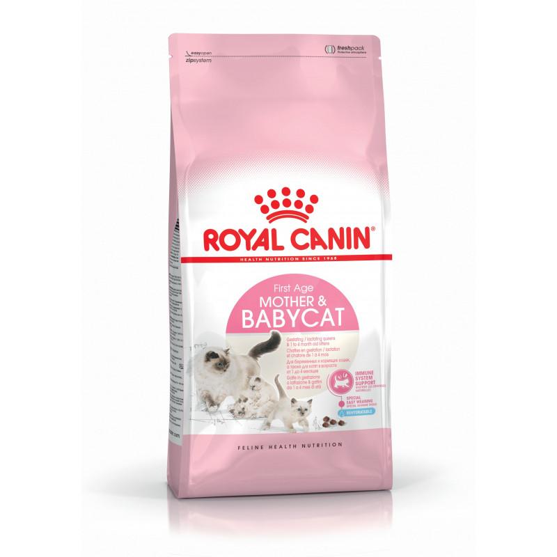 Royal Canin Mother Babycat для котят от 1 до 4 месяцев