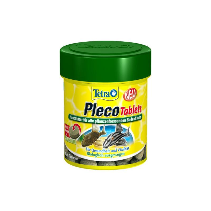 Корм TETRA PLECO TABLETS для  донных рыб таблетки