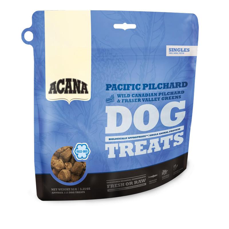 Acana PACIFIC PILCHARD  (сардина и зелень) - лакомства для собак