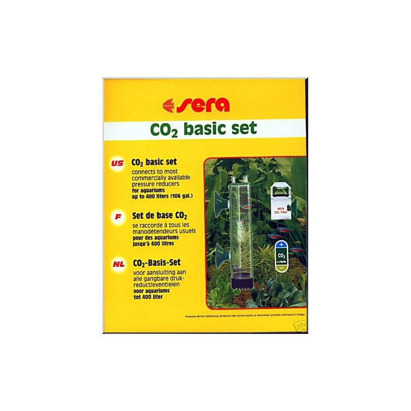 Набор SERA CO2 BASIC SET для аквариума