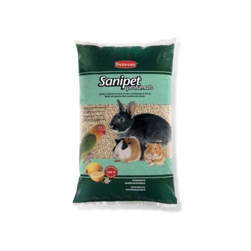 Sanipet profumato наполнитель для клеток птиц и грызунов